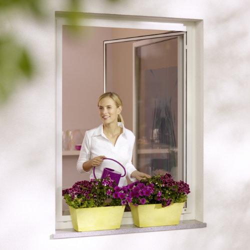 Technik von AS Insektengitter - Drehrahmen für Fenster