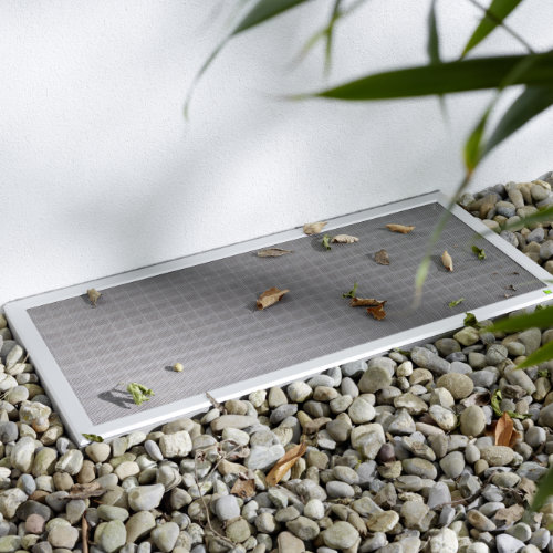 Technik von AS Insektengitter - Lichtschachtabdeckungen