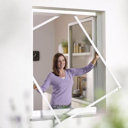 Insektenschutzgitter für Fenster - AS Insektenschutz - Spannrahmen
