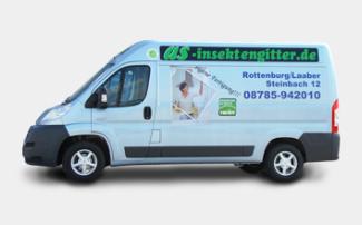 Insektenschutzgitter für Fenster - Andreas Scholtyssek