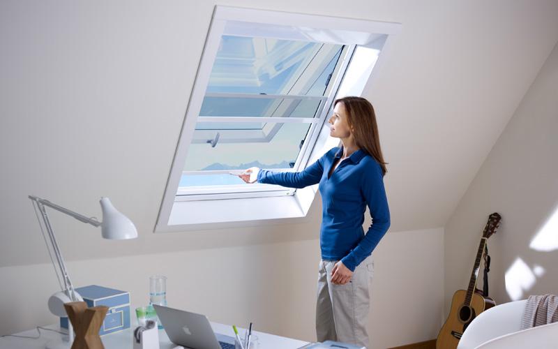 Insektenschutz für Dachfenster, Rottenburg & Wenzenbach